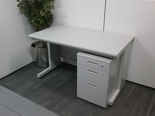 ライオン 1200システムデスク 中古|オフィス家具|事務机