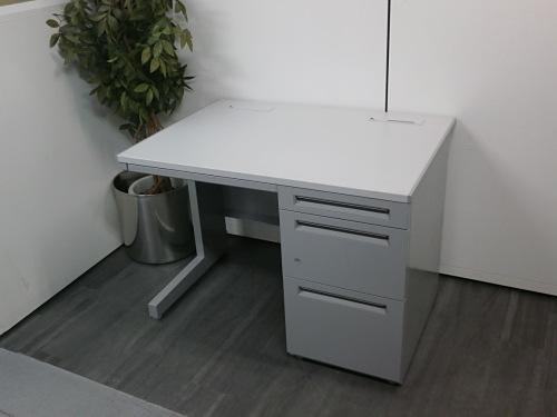 UCHIDA 1000片袖デスク 中古 オフィス家具 事務机