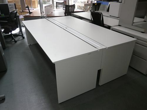 コクヨ 2400フリーアドレスデスクセット 中古|オフィス家具|OAデスク