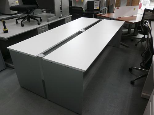 コクヨ 2400フリーアドレスデスク 中古 オフィス家具 OAデスク