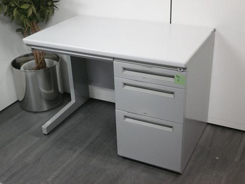 ウチダ 1000片袖デスク 中古 オフィス家具 事務机