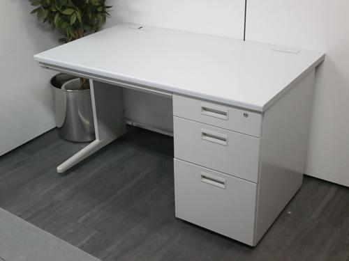 1200片袖デスク 中古 オフィス家具 事務机
