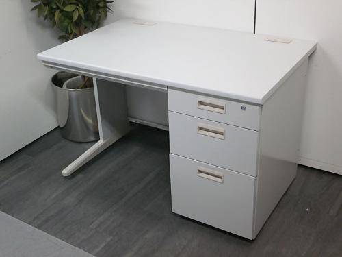 1100片袖デスク 中古 オフィス家具 事務机