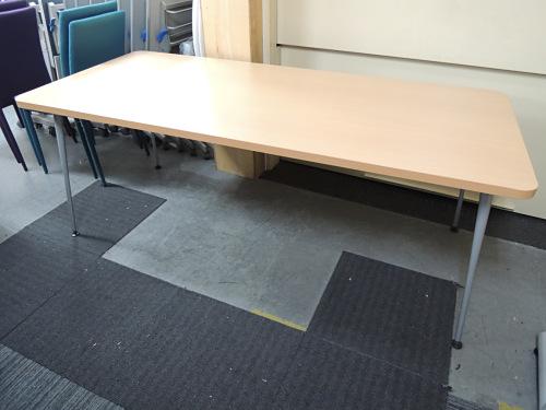 コクヨ イートインミーティングテーブル 中古 オフィス家具 ミーティングテーブル