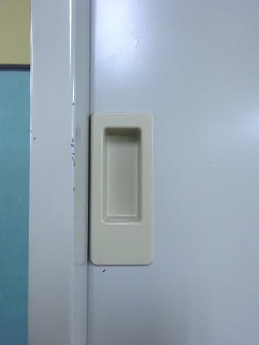 コクヨスライド上下書庫Q1303Mカギ付 棚板4枚詳細画像4