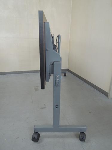 サイドスタックテーブルR1707Aチーク 棚付詳細画像3