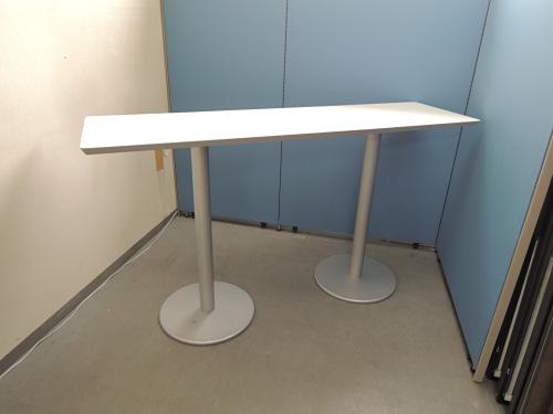 ウチダ カウンターテーブル 中古|オフィス家具|その他