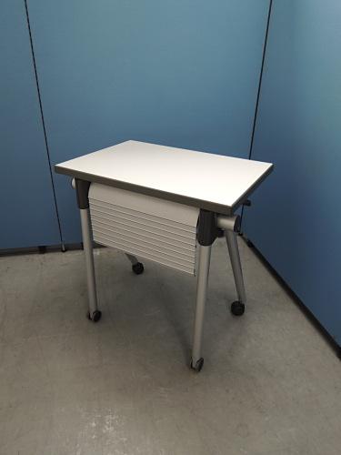 アイチ 平行スタックテーブル 中古|オフィス家具|ミーティングテーブル