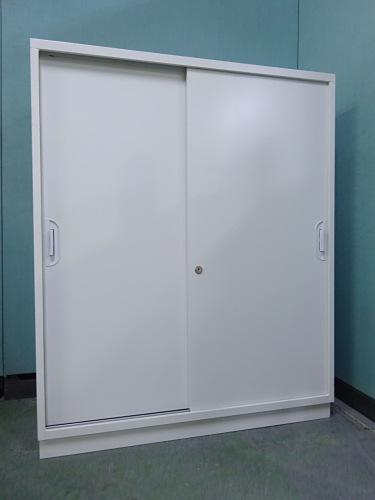 豊国工業 スライド書庫 中古 オフィス家具 書庫