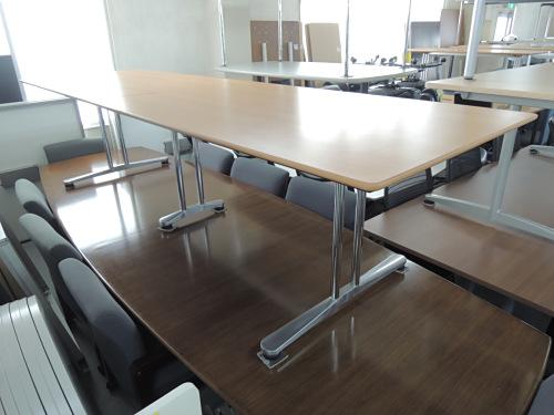 オカムラ 3000ミーティングテーブル 中古|オフィス家具|ミーティングテーブル