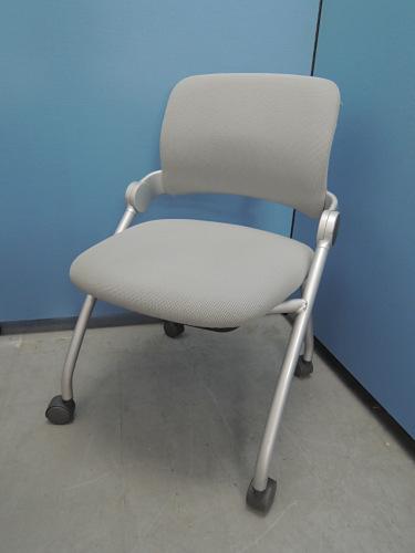 コクヨ シグザミーティングチェア2脚セット 中古|オフィス家具|ミーティングチェア