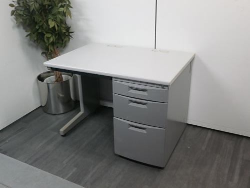 イトーキ 1000片袖デスク 中古 オフィス家具 事務机