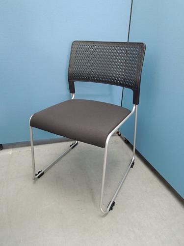 UCHIDA スタッキングチェア 中古|オフィス家具|ミーティングチェア