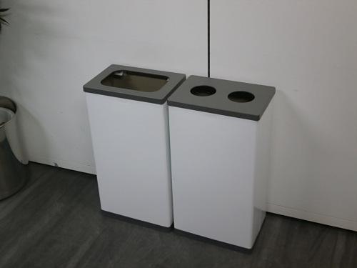 コクヨ リサイクルボックス2点セット 中古|オフィス家具|その他