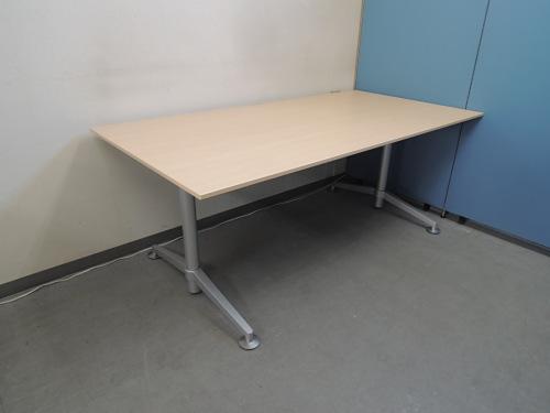 コクヨ ビューライズミーティングテーブル 中古|オフィス家具|ミーティングテーブル
