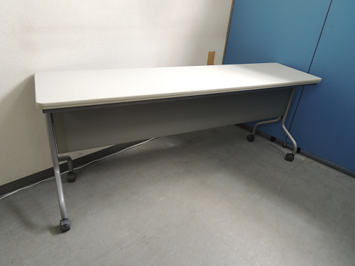 ナイキ 平行スタックテーブル 中古|オフィス家具|ミーティングテーブル