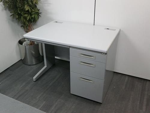 ウチダ 1000片袖デスク 中古|オフィス家具|事務机