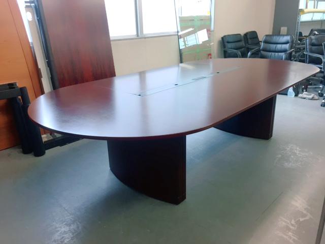 イトーキ 役員ミーティングテーブル 中古|オフィス家具|ミーティングテーブル|役員