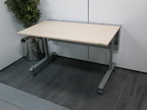 ウチダ 1200サイドスタックデスク 中古|オフィス家具|OAデスク
