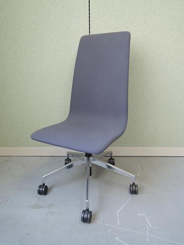 ウチダ ルタミーティングチェア6脚セット 中古|オフィス家具|ミーティングチェア