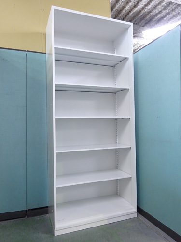 UCHIDA オープン書庫 中古|オフィス家具|書庫