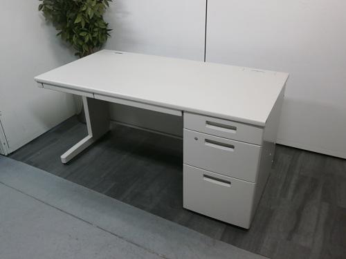 KOKUYO 1400片袖デスク 中古 オフィス家具 事務机