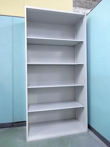 ウチダ オープン書庫 中古|オフィス家具|書庫
