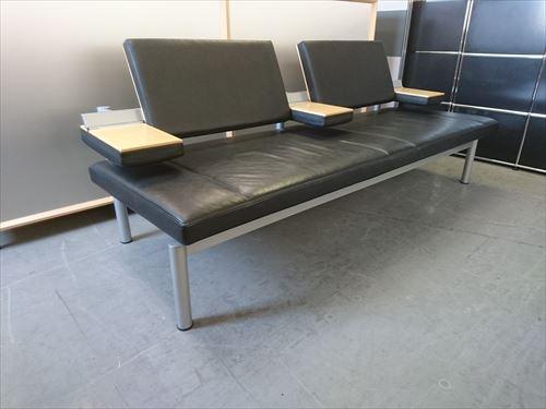 ウィルクハーン カウチソファ 中古品|オフィス家具|ロビーチェア|その他|デザイナーズ
