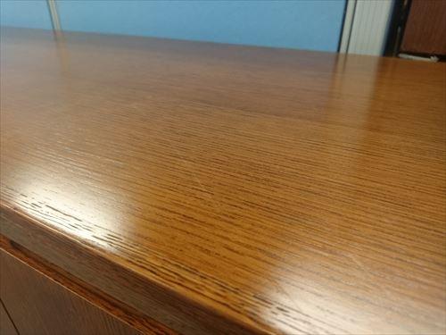 イトーキサイドボード2000000011266キズ少々/天板エッジキズ有詳細画像3