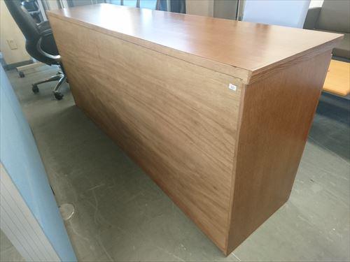 イトーキサイドボード2000000011266オークブラウン・木製・キズ少々詳細画像4
