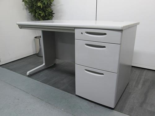 オカムラ 1200片袖デスク 中古|オフィス家具|事務机