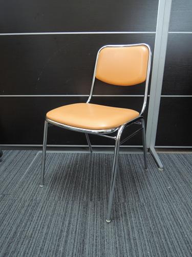 コクヨ スタッキングチェア 中古|オフィス家具|ミーティングチェア