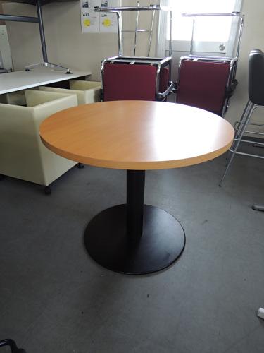 丸テーブル 中古|オフィス家具|ミーティングテーブル