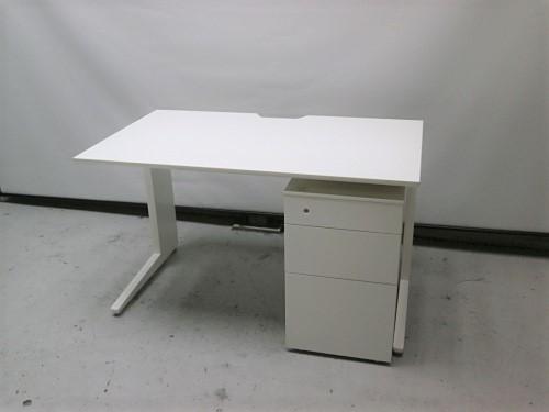 オカムラ 1200システムデスク 中古|オフィス家具|事務机