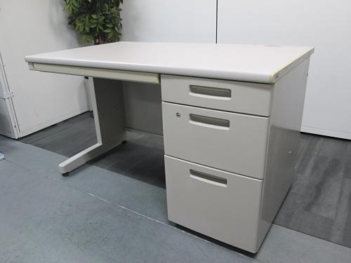 コクヨ 1200片袖デスク 中古|オフィス家具|事務机