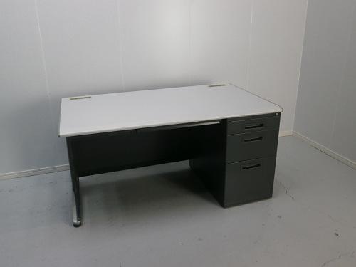 イナバ 1400片袖デスク 中古|オフィス家具|事務机