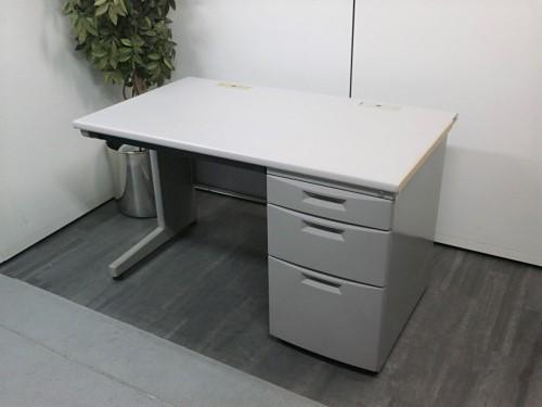 イトーキ 1200片袖デスク 中古|オフィス家具|事務机