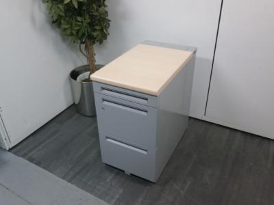 ウチダ サイドデスク 中古|オフィス家具|脇机