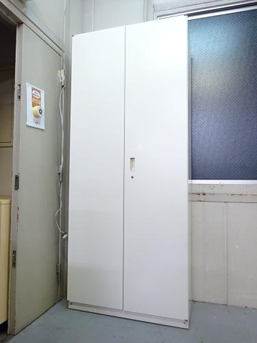 イトーキ 両開き書庫耐火金庫組込型 S-123MF29