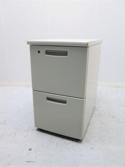 コクヨ サイドデスク 中古 オフィス家具 デスク 脇机
