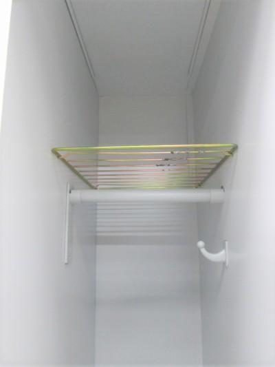 豊国工業4人用ロッカー2000000019116カギ各1本付/ホワイトグレー詳細画像3