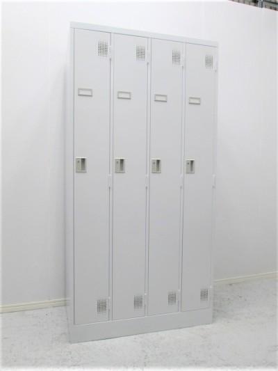 豊国工業 4人用ロッカー 2000000019116