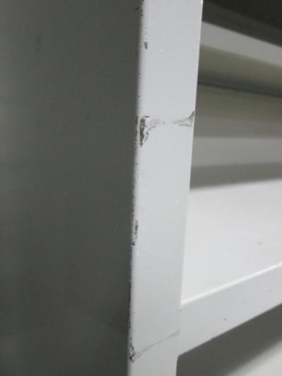 平山スチール工業シューズロッカー 2000000016454全体的にキズがあります詳細画像4