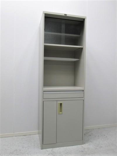 ウチダ(内田洋行) ビジネスキッチン  中古 オフィス家具 書庫