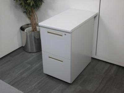ライオン サイドデスク 中古品|オフィス家具|事務机|脇机