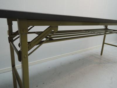 1845折畳会議テーブル2000000016433天板キズ/エッジ欠け/脚パーツ割れ・欠品有詳細画像3