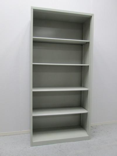 プラス オープン書庫 中古 オフィス家具 書庫
