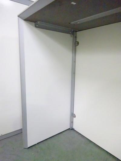 コクヨ1865ハイカウンター2000000017920天板ホワイト/本体ライトナチュラル詳細画像4