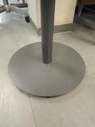 コクヨ丸テーブル2000000016995ライトナチュラル/1本脚詳細画像3