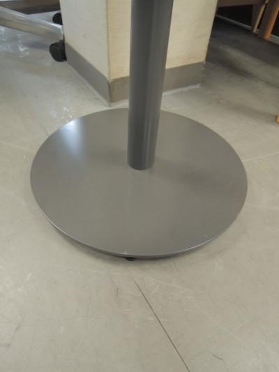 コクヨ丸テーブル2000000019923ライトナチュラル/1本脚詳細画像3
